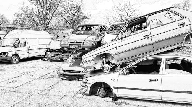 ekologická likvidace autovraků <strong>ZDARMA</strong> celá ČR
